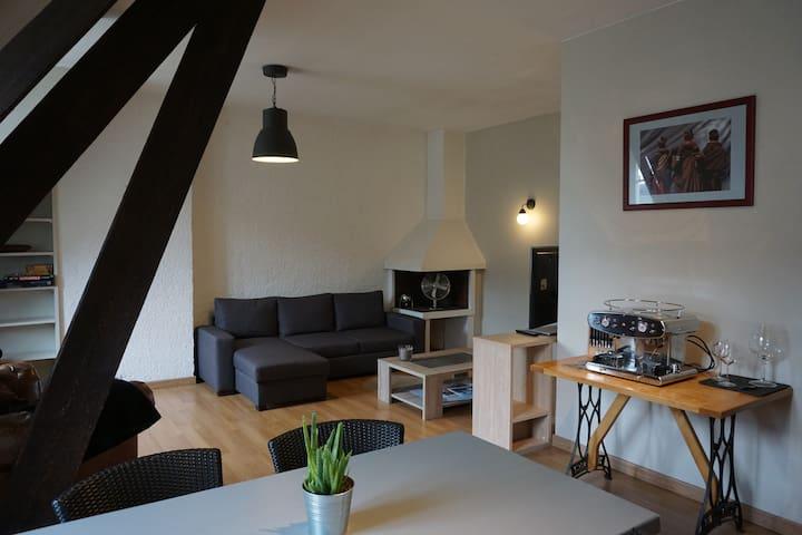 Hyper centre de Blois, Bel Appartment de 70m² - Блуа - Квартира