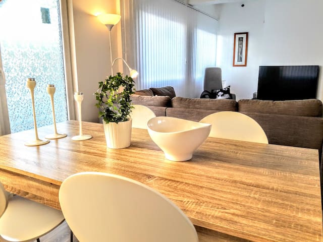 Modern, newly renovated! - Porsgrunn - Daire
