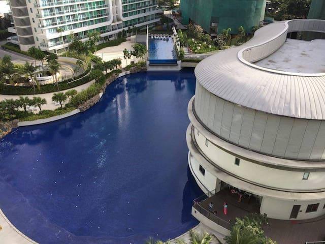 A Relaxing Haven @ Azure Resort Philippines
