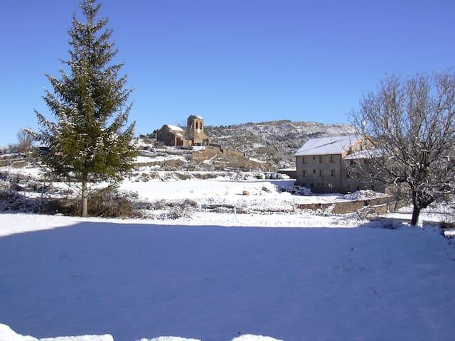 Casa en lo mas profundo del parq. natural de Guara - Huesca - Casa