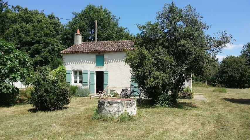 Le gîte rural de Rillé - Montmorillon