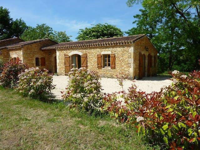 Maison à la campagne - Saint-Martin-le-Redon - Casa
