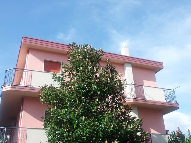 Lato Mare, Calabria Casa Vacanze - Ardore Marina - Leilighet