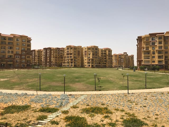 Excellent apartment for family or couples - Cairo Governorate - Leilighet