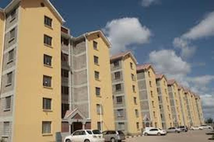 GreatWall Apartment - Nairobi - Apartamento