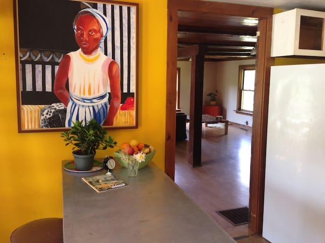Farmhouse Getaway in VT - Plainfield - Huis