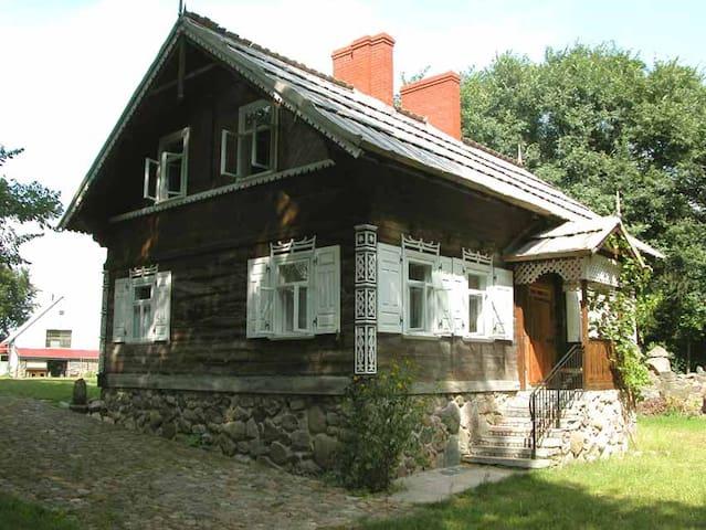 Agroturystyka u Ostrowskich - Słońsk - Daire