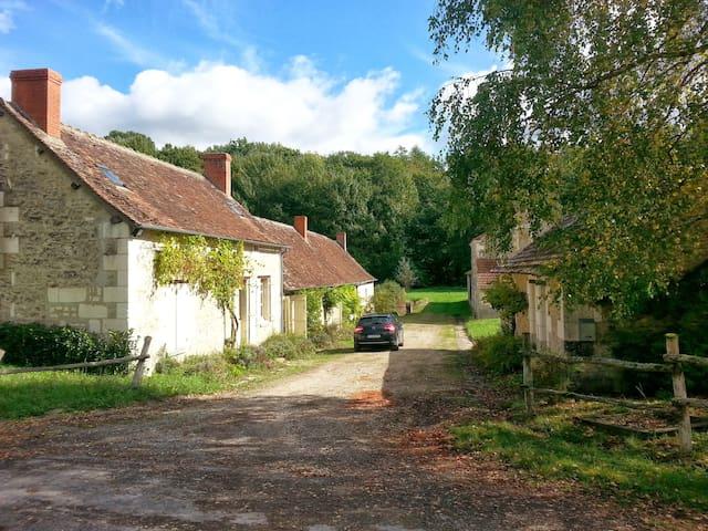 Ancien Moulin au bord de son étang - CIRAN - Huis
