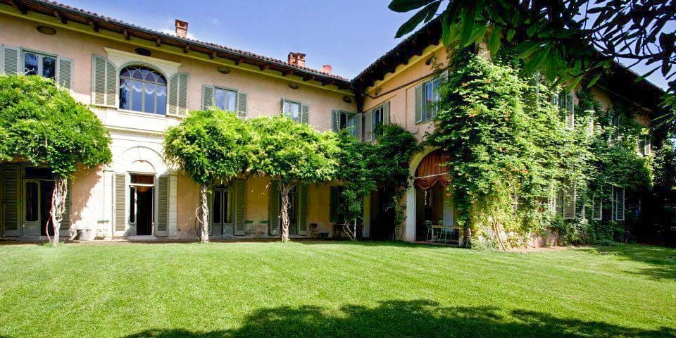Historical Villa 1 hour from Milan - Quaregna - 別荘