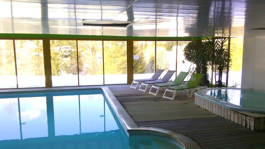 location meublé avec piscine - Villard-de-Lans - Departamento