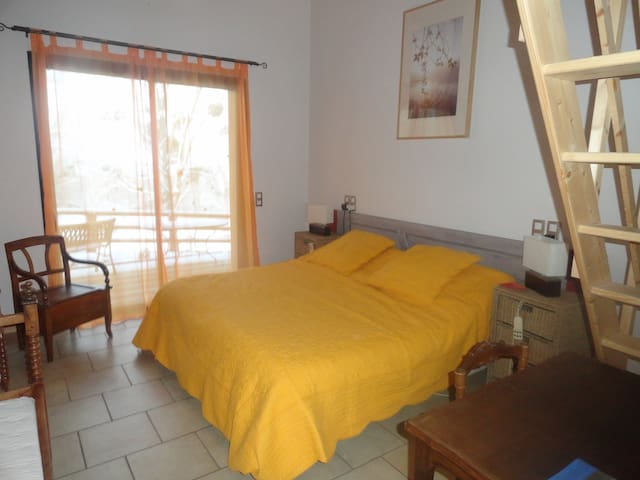 Family Guest House Le Grand Noyer - Ambronay - Bed & Breakfast