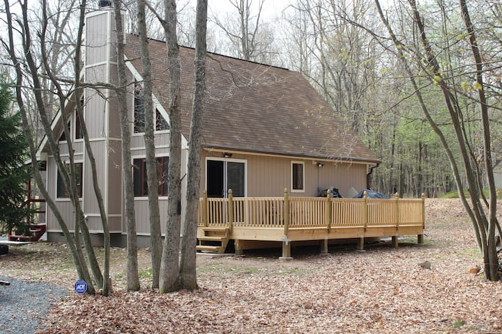 Mountain Getaway in Lake Community - Albrightsville - Дом