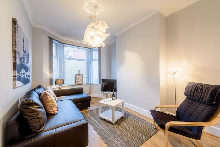 Salisbury Apartment - Doncaster - Huis