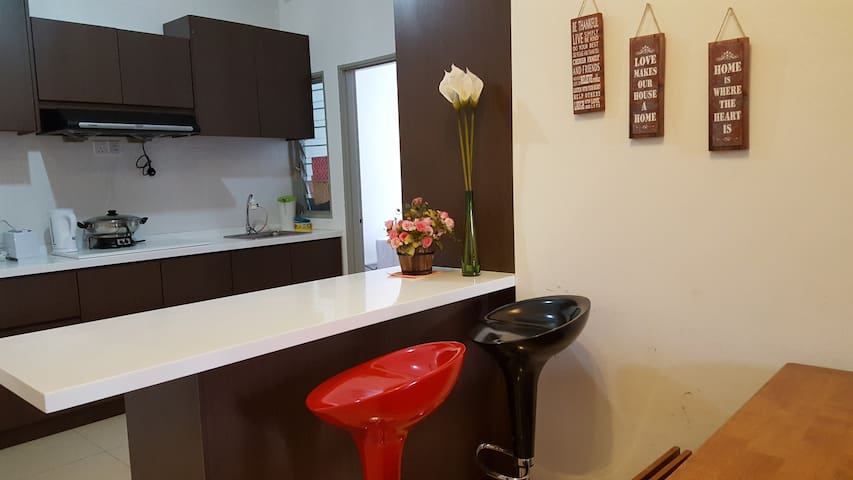 Anson Vacation Home (亲子民宿) - next to night market - Brinchang - Appartement
