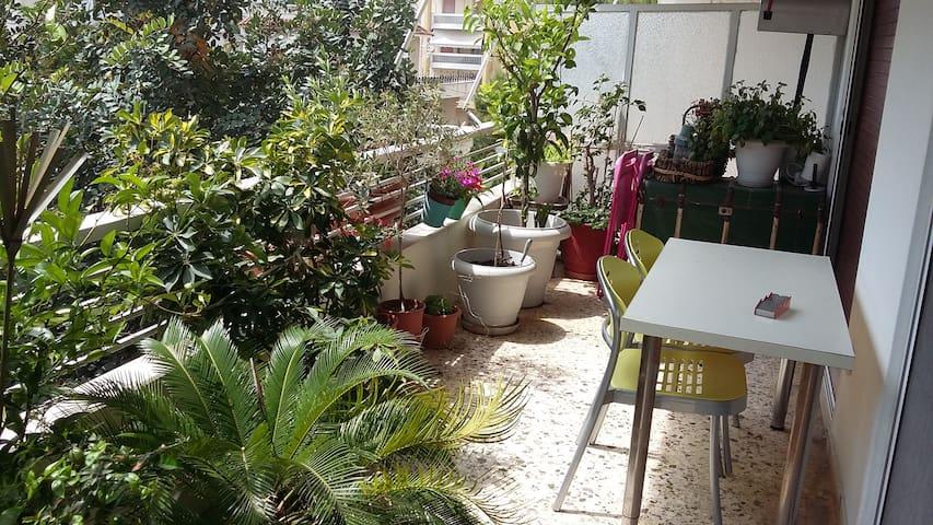 Φιλόξενο σπίτι σε όμορφη γειτονιά - Cholargos