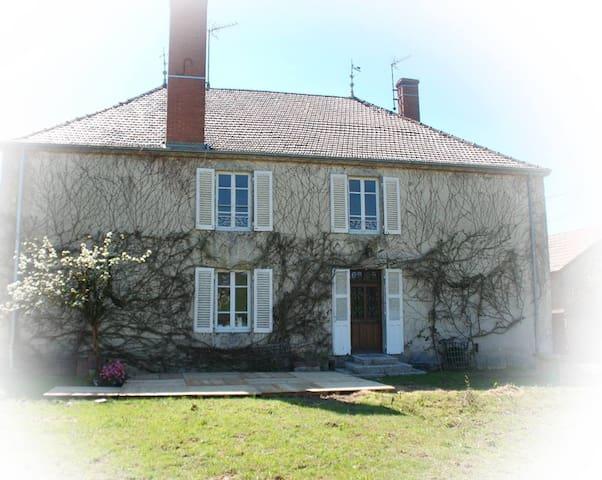 Le Gite du Domaine des Hauts de Cluny - La Guiche