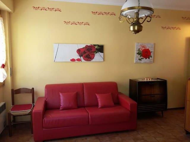 Bilocale a Valdieri, ottima base per escursioni - Valdieri - 公寓