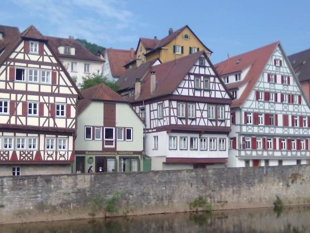 WG Wohnung - Schwäbisch Hall