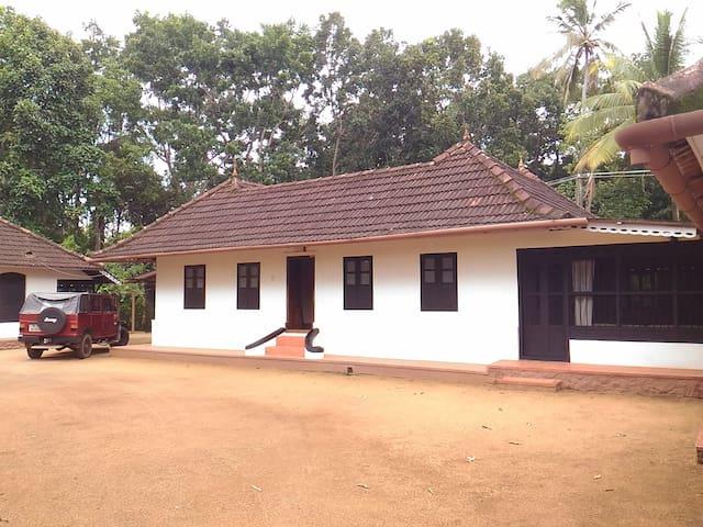 Mappillassery Mansion Premium Heritage Homestay - Champakulam - Ev