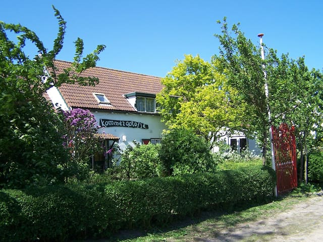 Luxe vakantiewoning in Zeeland, dichtbij strand - Vrouwenpolder - Casa