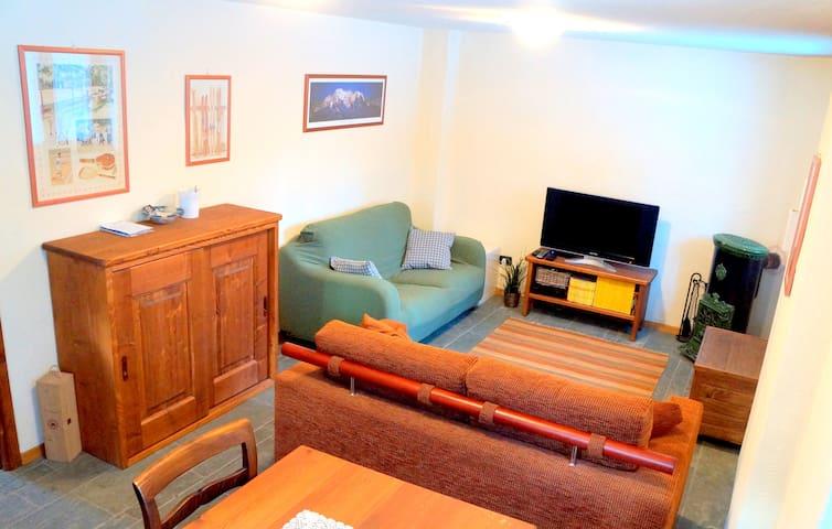 Apartment in Villa - Champoluc - Champoluc - Appartement