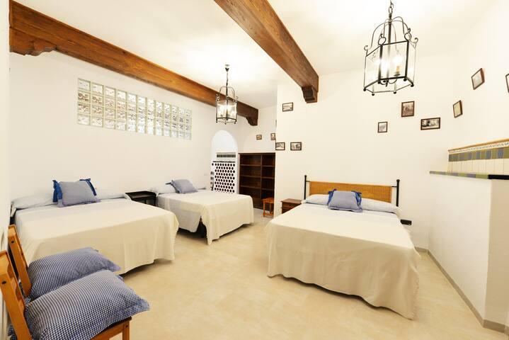 Apartament Casque historique 6 Personnes Free wifi - Cordoue - Loft