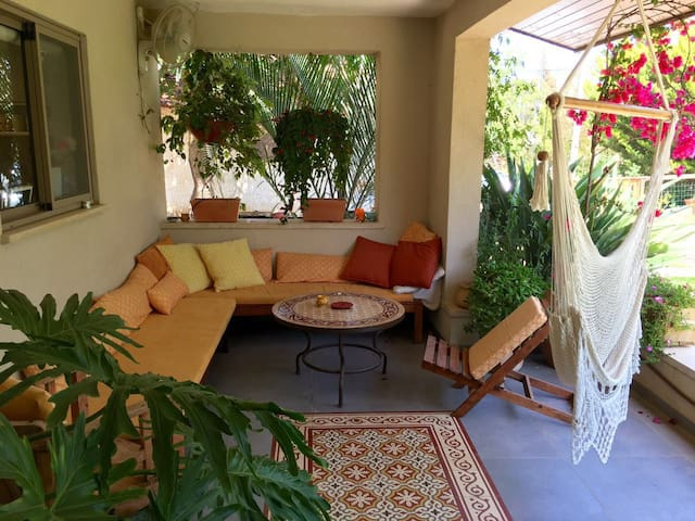 Beautiful house, for July 2016 - Beit Herut - Hus
