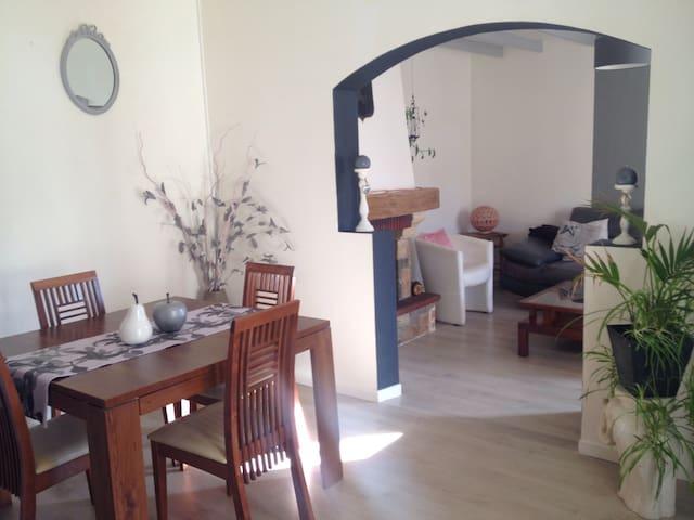Maison bucolique près d'Angoulême - L'Isle-d'Espagnac - Rumah
