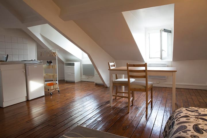 Cosy studio in Malakoff near Montparnasse - Malakoff - Daire