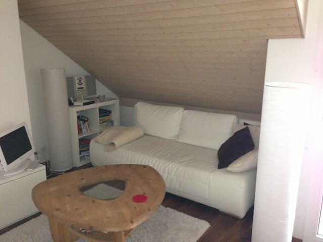 Privatzimmer mit eigenem Bad - Sankt Gallen - Leilighet