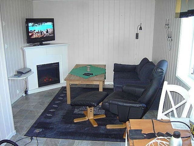 Cozy little apartment in Lofoten. - Gravdal - Appartement
