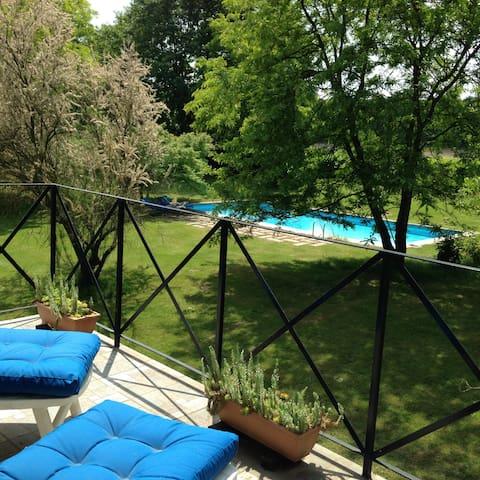 Apartment in countryside of Pavia - Carbonara al Ticino