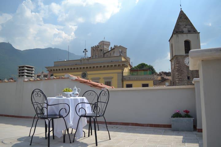 La Serenella relax near Rome - Palombara Sabina - Apartamento