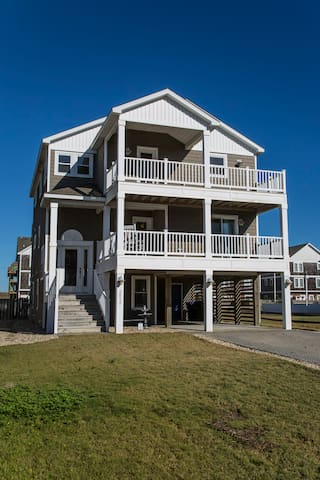 OBX Well-Appointed Retreat- Pinch Me Please! - Nags Head - Talo