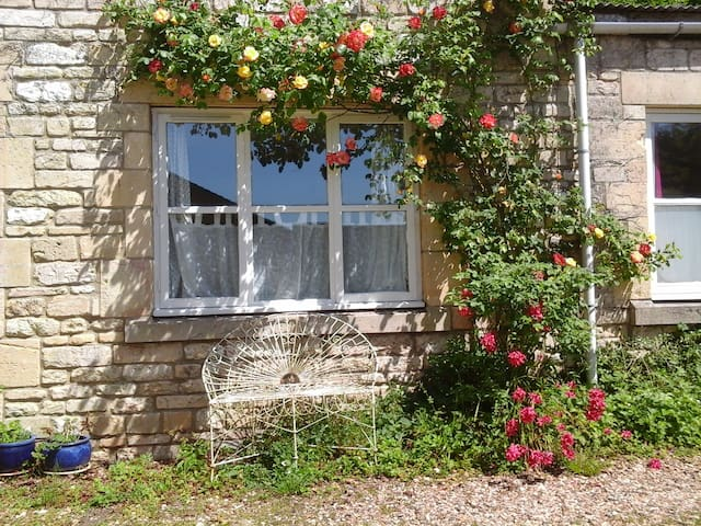 1-bed rural cottage near Bath - Limpley Stoke - Appartement