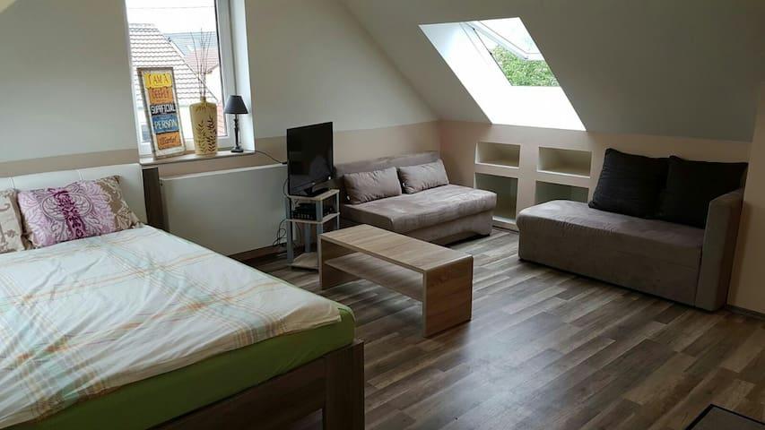 Dachgeschoss in Reutlingen - Reutlingen  - Apartamento