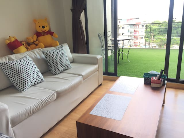 Cozy Duplex Room - Hat Yai - Condo