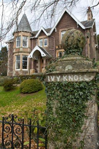 Victorian Villa by the Park, Free WIFI - Crieff - Dom