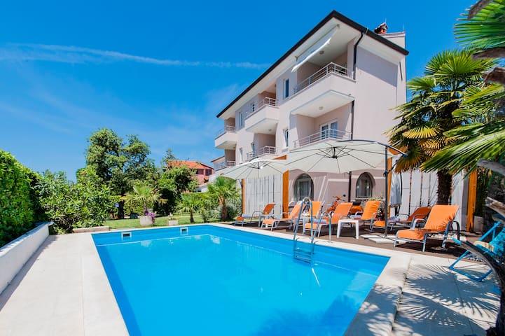 Double room Villa Marea in Rovinj - Rovinj - Bed & Breakfast