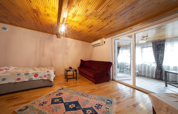 Cosy and familiar appartment - Istanbul - Apartemen