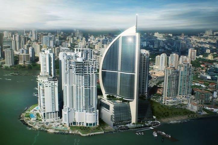 Trump Ocean Club Hotel - Panamá - Daire