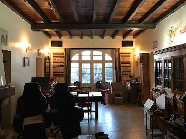 Grande maison Landaise trés calme - Labatut - Hus