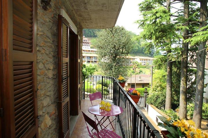 Holiday apartment Lidia Lake Lugano - Cadegliano-viconago