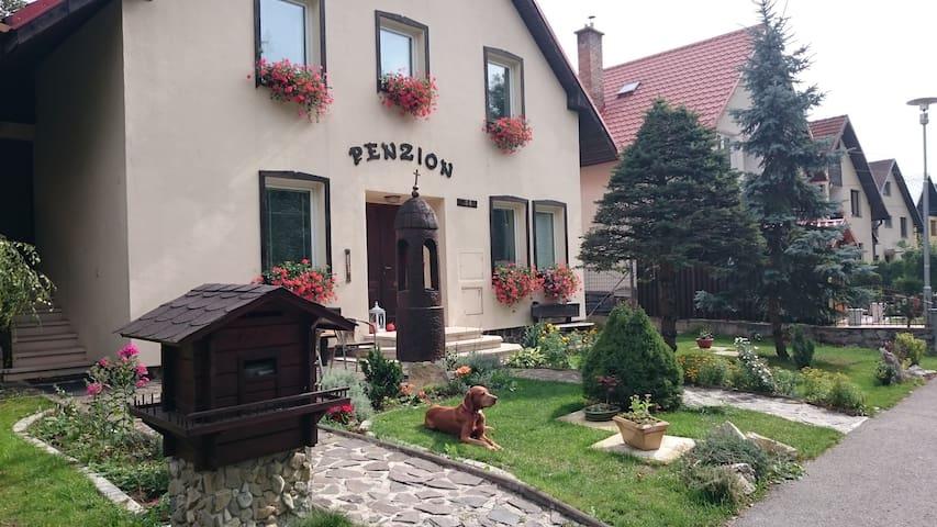 Mountain house close to ski park - Dolný Kubín - Bed & Breakfast
