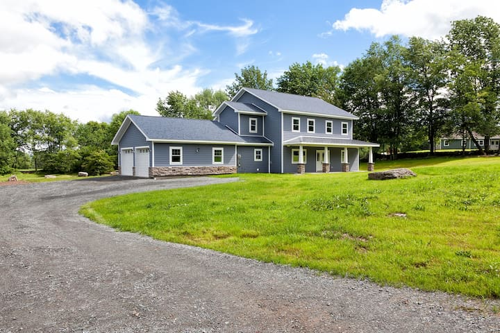 New resort home near Elk Mountain - Union Dale - Ev