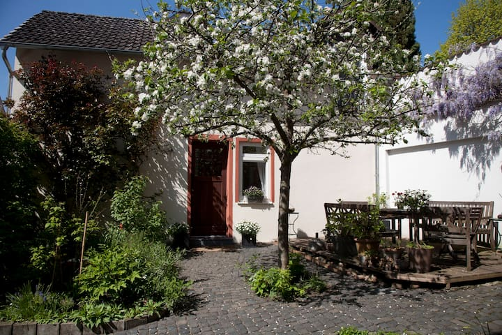 Altstadthäuschen in Schlossnähe - Bad Homburg - Rumah