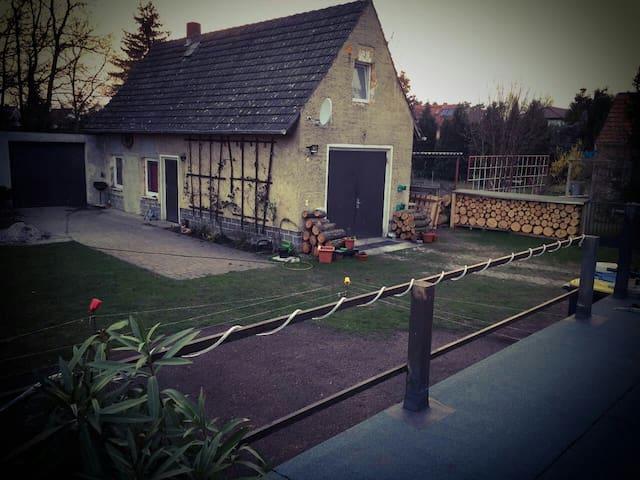 Mitten im Lausitzer Seenland - Ruhland - Pension