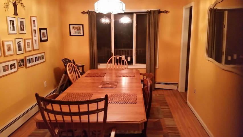 Super convenient cozy home - Bensalem - Casa