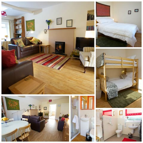 Cosaig Self Catering cosy cottage - Innerleithen