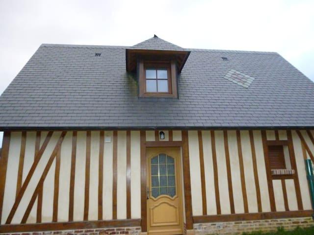 Gîte le Bâtiment - Héricourt-en-Caux - Casa